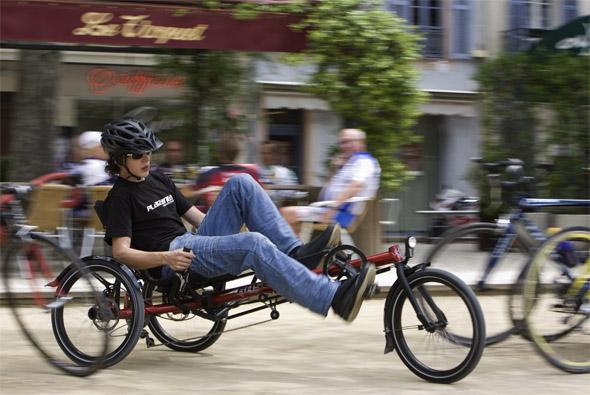 tricikel za zabavo