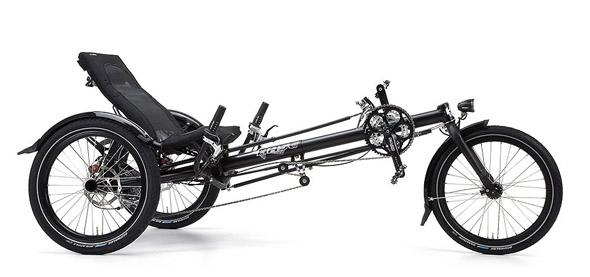 Hase Kettwiesel - delta tricikel