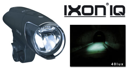 ixon IQ svetilka za kolo Busch & Müller