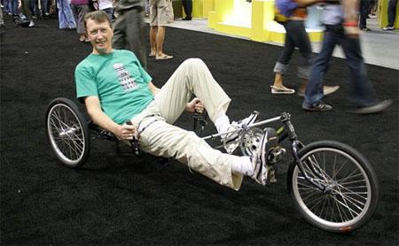RANS Trizard delta tricikel (bentrideronline.com)