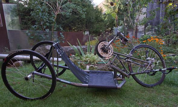 Handbike Vipera Road - cestno ročno kolo