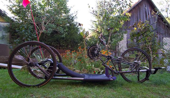 Vipera Speed HandBike - dirkalno ročno kolo