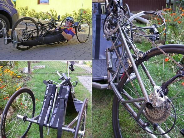 ročna kolesa Vipera HandBikes