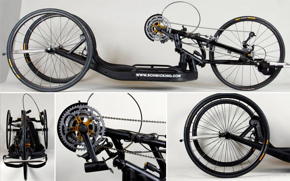 Schmicking Race Handbike