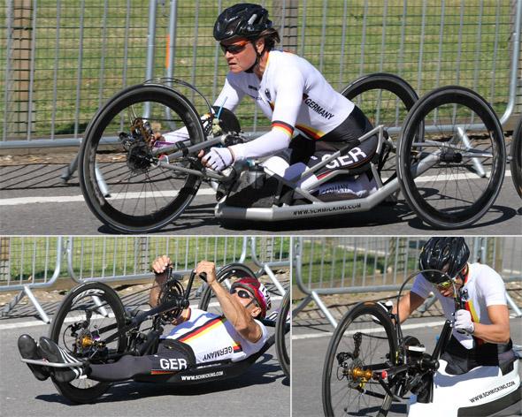 Schmicking na Olimpijskih Igrah v Londonu