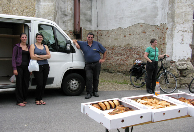 dobrote iz pekarne Omar