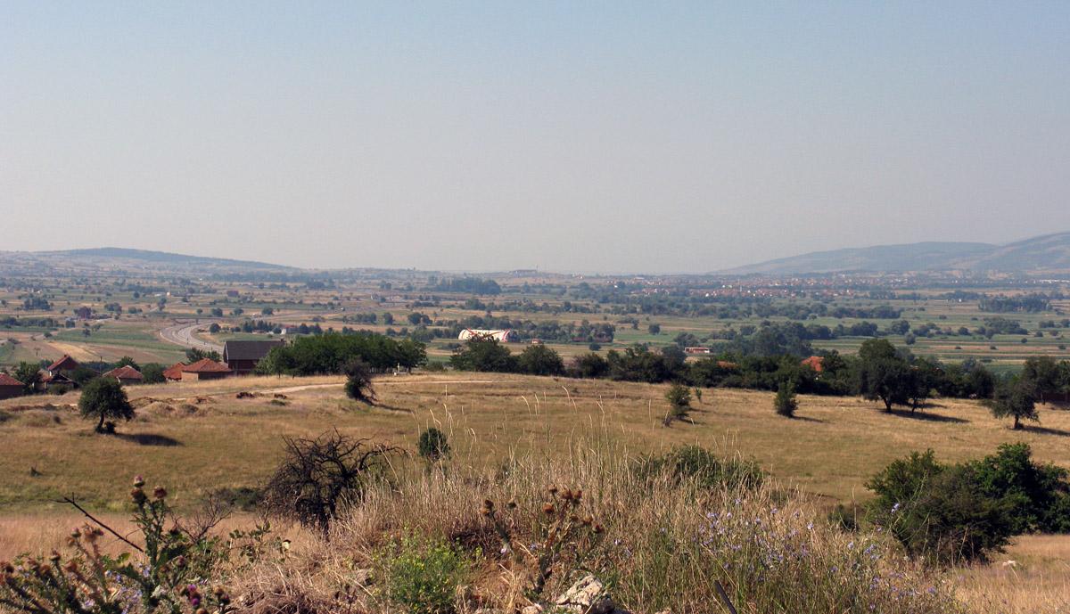 Makedonija v daljavi