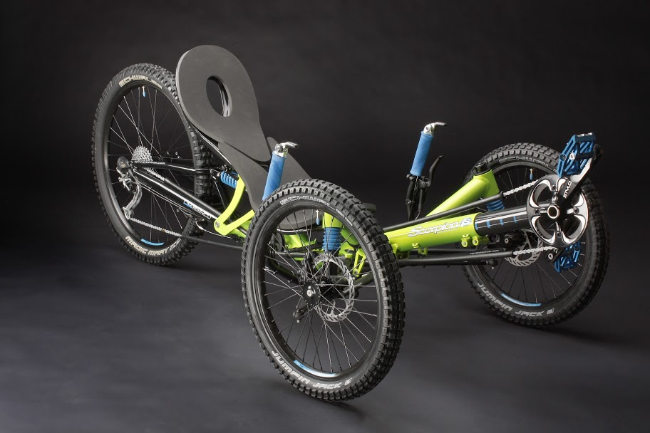 HP Scorpion fs Enduro Trike